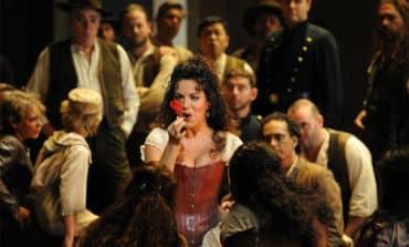 Carmen's seductive opera