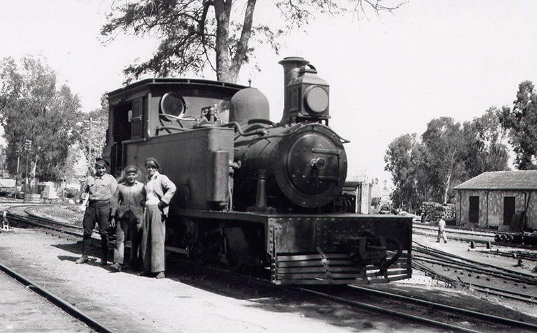 Memories of the Cyprus Railway