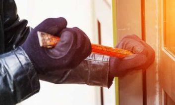 Homeowner apprehends burglar in his bedroom