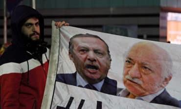 Turkey orders arrest of nearly 200 people over suspected Gulen ties