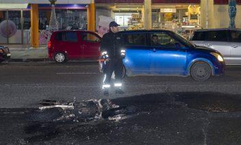 Motorcyclist killed in Limassol