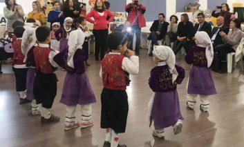 Greek Cypriot teachers visit schools in north