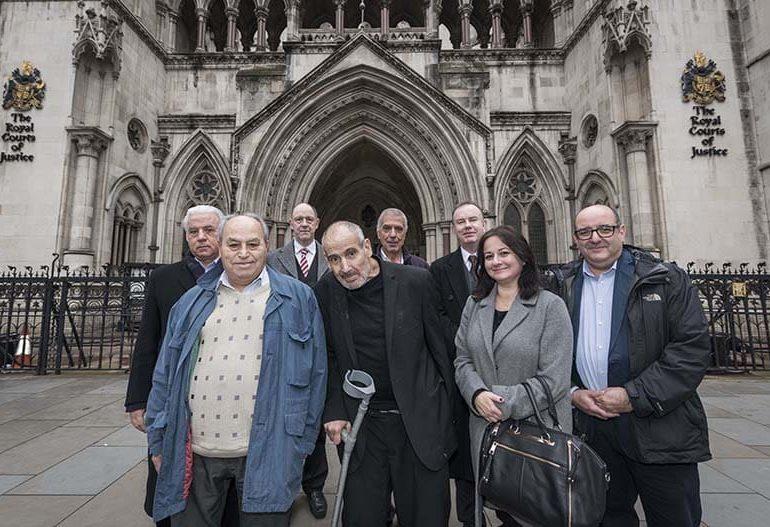 UK govt settles 'David and Goliath' Eoka torture case (Update 2)
