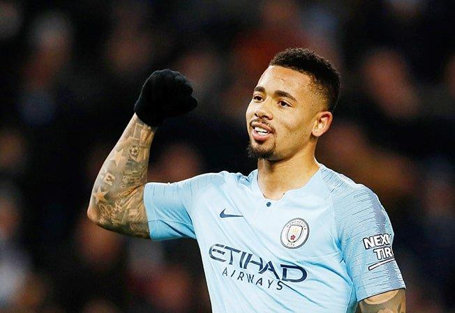 Jesus hits four as City crush Burton 9-0 in League Cup semi