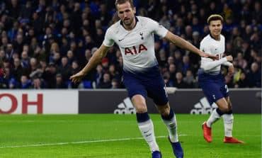 Kane only focused on Tottenham title race