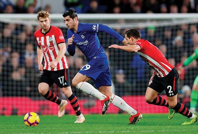 Chelsea legend Zola urges Morata to step up