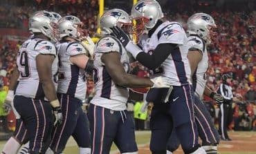 Patriots set up Super Bowl showdown with Rams