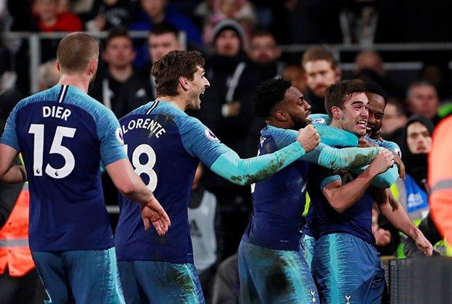 Pochettino says 'belief' earned Tottenham crucial win