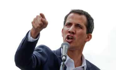 Washington ups pressure on Venezuela as Guaido tours South America