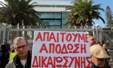 Laiki bondholders hold protest