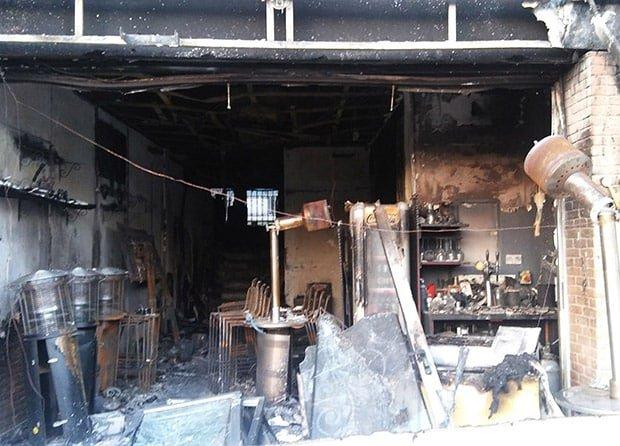 Fourth suspect remanded over Nicosia fire