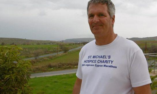 A minute with Simon Field Marathon runner