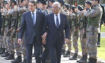 Portuguese prime minister in 'historic' visit