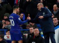 Sarri considers forward options ahead of Arsenal match