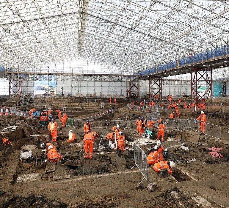 Remains of Australia explorer Flinders found in London rail dig