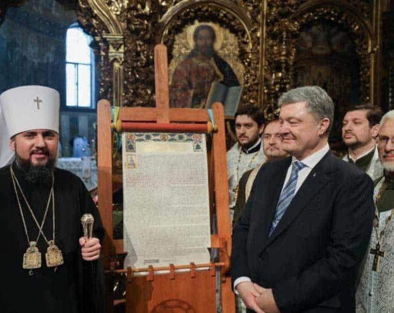 The importance of an independent Ukrainian church