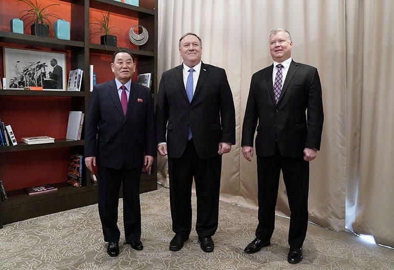 U.S. envoy raises prospect of U.S. compromise in N.Korea talks