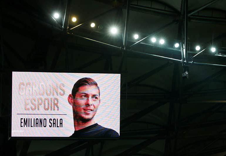 Body from plane wreckage identified as footballer Sala