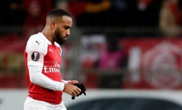 Below-par Arsenal suffer surprise Europa League defeat