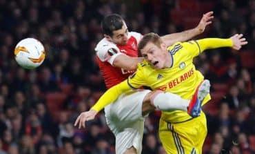 Arsenal make comfortable Europa League progress