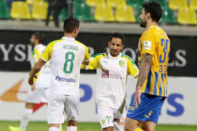 Apoel take on AEK as regular season ending nears