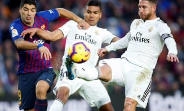 Barcelona to meet Real Madrid in Copa del Rey semis