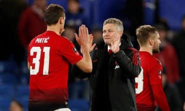 Solskjaer confident ahead of Liverpool showdown