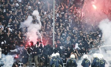 AEK Athens handed suspended ban from European competition