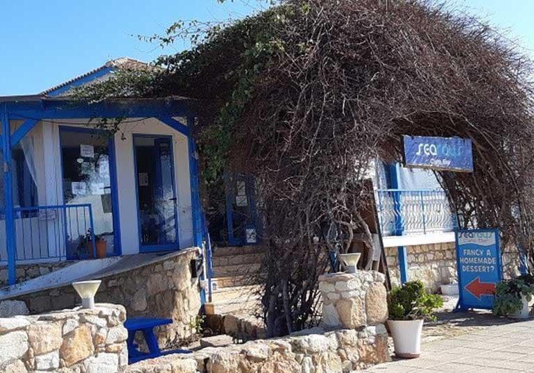 Bar Review: Searays Cafe bar, Paphos