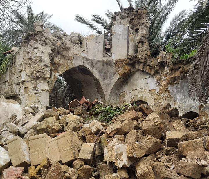 Restoration work to start on collapsed church