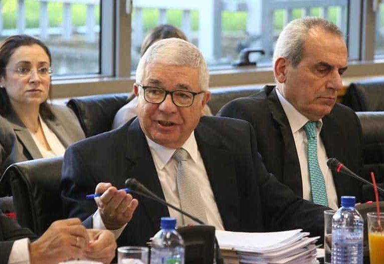 Embattled judge recuses himself from BoC appeal