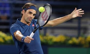 Federer begins hunt for title number 100 in Dubai