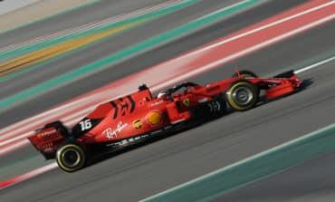 Ferrari's Leclerc says F1 rivals are 'sandbagging'