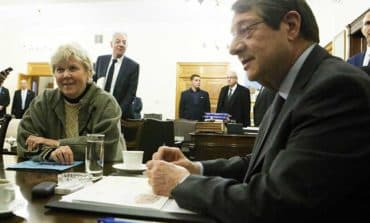 Anastasiades to contact Akinci in coming days (Update 2)