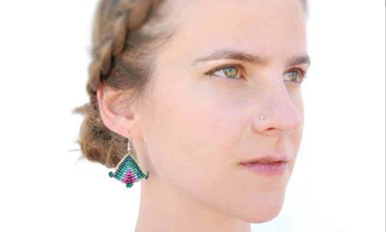 A minute with Sofia Simou Jewellery designer & photographer