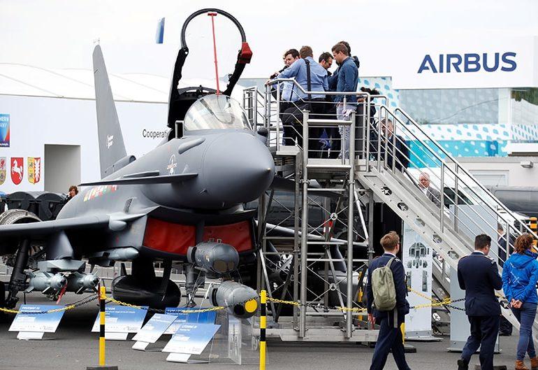 German halt in Saudi arms sales hurting UK industry