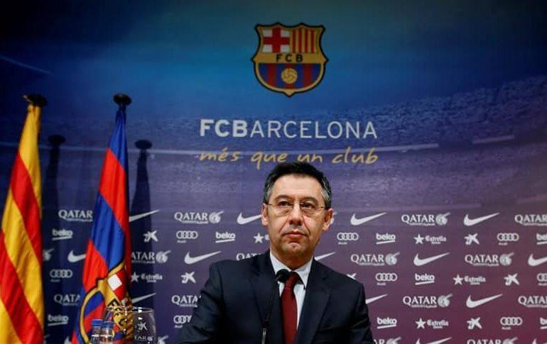 Barca president: La Liga should play three games overseas