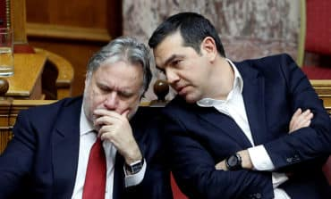Greek PM hands over foreign ministry in mini-reshuffle of cabine