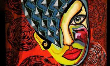 Artwork goes beyond gender