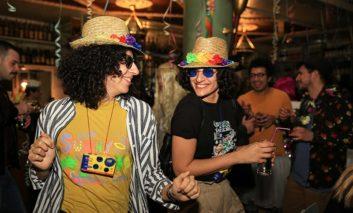 Carnival season kicks off with Aglantzia party