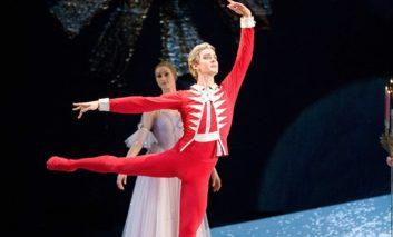 Cinderella's ballet