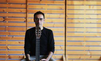 Distinguished Greek guitarist presents debut album