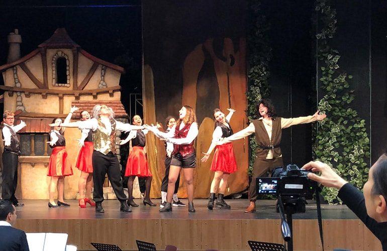 School musical based on popular film The Princess Bride