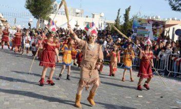 Paralimni celebrates carnival