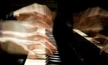 Romantic four-hand piano recital