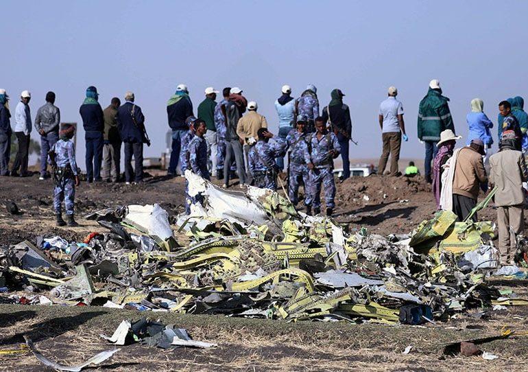U.S. lawsuit filed against Boeing over Ethiopian Airlines crash