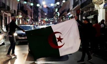 Algerians celebrate as Bouteflika abandons plan to seek new term