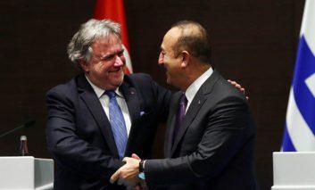 Cavusoglu: guarantees needed now 'more than ever'