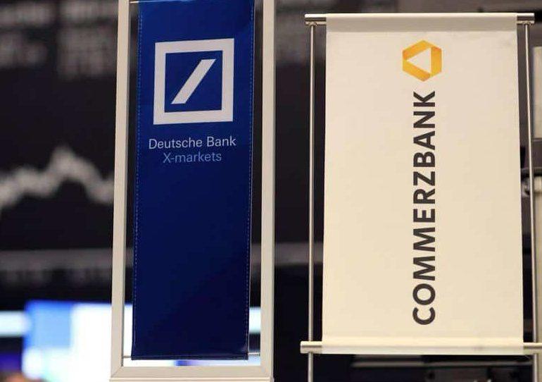 Deutsche Bank and Commerzbank go public on merger talks (Updated)
