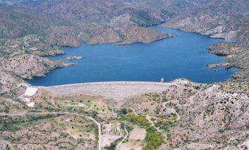 Kalavasos reservoir overflows